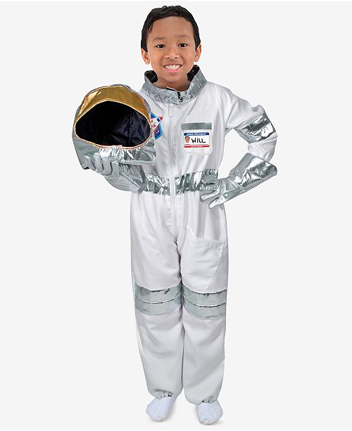 Melissa and Doug Kids' Astronaut Role Play Set