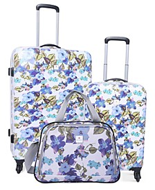 Pop Art 3-Pc. Hardside Spinner Luggage Collection Set, Created for Macy's