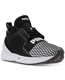 Puma Men's Ignite Limitless Colorblock Casual Sneakers from Finish Line