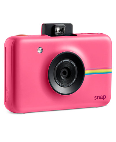 Polaroid Snap Instant Digital Camera - Handbags & Accessories - Macy's