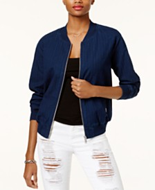 Bomber Jackets for Women - Macy's