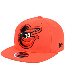 New Era Baltimore Orioles Logo Grand 9FIFTY Snapback Cap