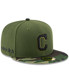 New Era Cleveland Indians Memorial Day 59FIFTY Cap