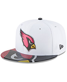 New Era Boys' Arizona Cardinals 2017 Draft 59FIFTY Cap