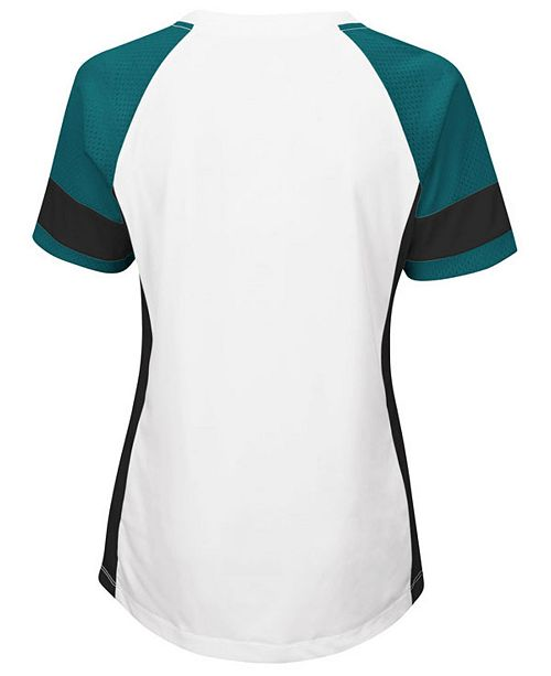 Women s Philadelphia Eagles Draft Me T-Shirt. Be the first to Write a  Review. main image ... 43ea49f23f