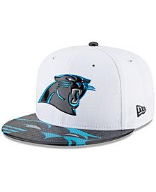 New Era Carolina Panthers 2017 Draft 59FIFTY Cap
