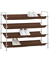 Neatfreak Fashion Shoe Shelf, 16 Pair