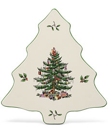 Spode Christmas Tree Trivet