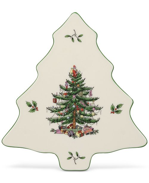 Spode Christmas Tree Trivet; Spode Christmas Tree Trivet ...