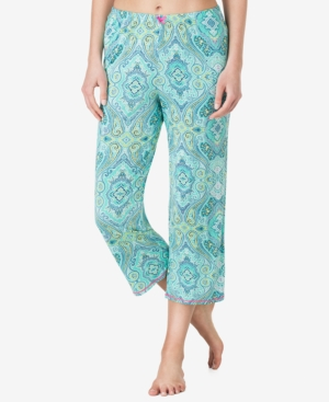 Ellen Tracy Printed Cropped...