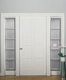 """Lichtenberg Sheer Voile 28"""" x 72"""" Sidelight Panel"""