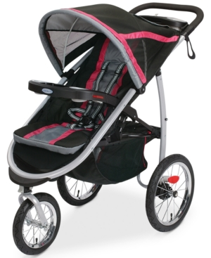 Graco FastAction Fold Jogger Click Connect Stroller -  34333680018