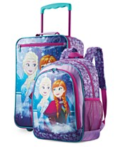 c6791351dbf Disney Frozen Kid s Luggage Collection By American Tourister