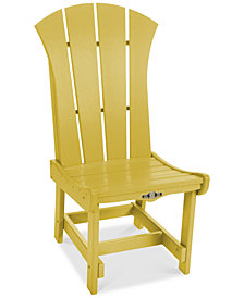 Sunrise Outdoor Dining Chair, Quick Ship