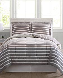 Liam 3-Pc. Reversible Comforter Mini Sets