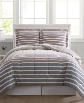 Liam 3 Pc. Reversible Comforter Mini Sets