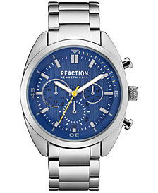 Kenneth Cole Reaction Men's Stainless Steel Bracelet Watch 45mm