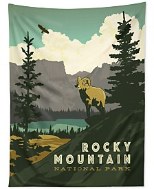Deny Designs Anderson Design Group Rocky Mountain National Park Tapestry