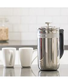 Precision Press Coffee Maker KCM0512SS