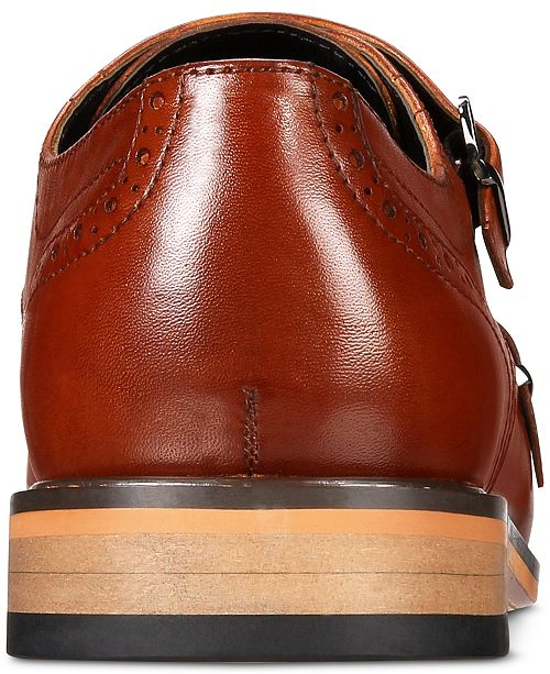 Bar Iii Men S Jesse Monk Strap Oxfords Created For Macy S Reviews