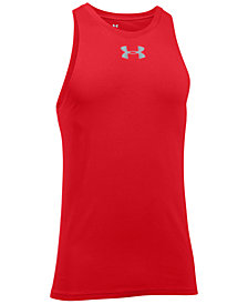 Under Armour Men's Baseline Charged Cotton® Tank Top