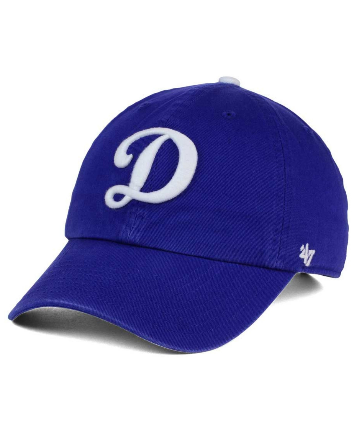 47 Brand Los Angeles Dodgers Core Clean Up Cap