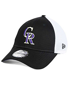 New Era Colorado Rockies Neo Builder 39THIRTY Cap