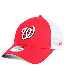New Era Washington Nationals Neo Builder 39THIRTY Cap