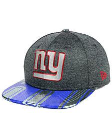 New Era New York Giants 2017 Draft 9FIFTY Snapback Cap