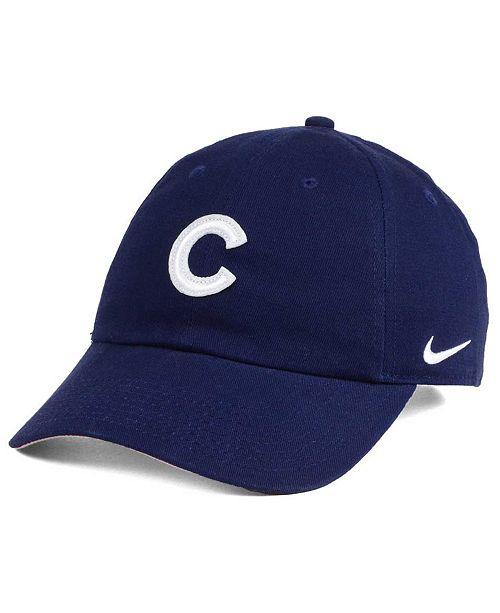 2d612d4b Nike Chicago Cubs Felt Heritage 86 Cap & Reviews - Sports Fan ...
