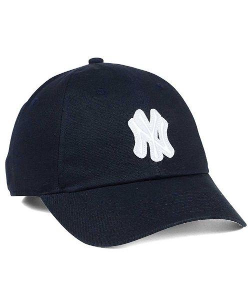 bdbab4cfb89 Nike New York Yankees Felt Heritage 86 Cap   Reviews - Sports Fan ...