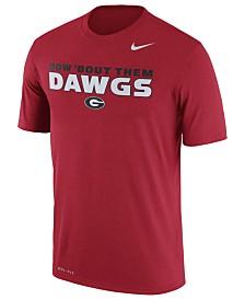 Nike Men's Georgia Bulldogs Legend Verbiage T-Shirt