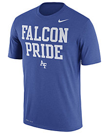 Nike Men's Air Force Falcons Legend Verbiage T-Shirt