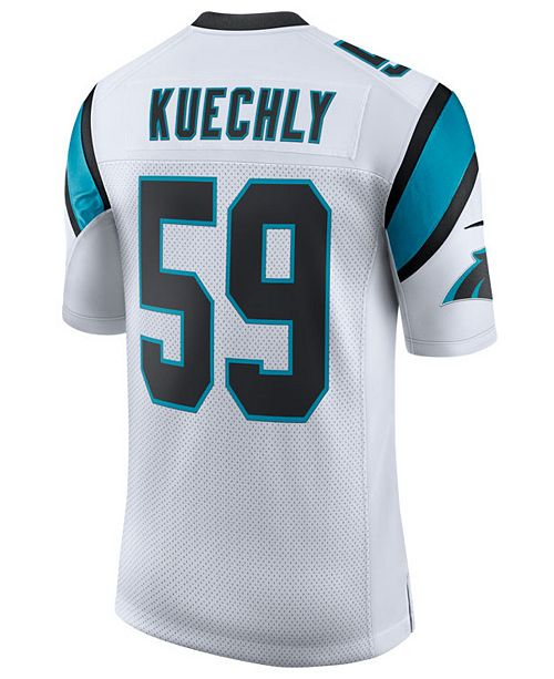 b775a177e093e Nike Men s Luke Kuechly Carolina Panthers Vapor Untouchable Limited ...