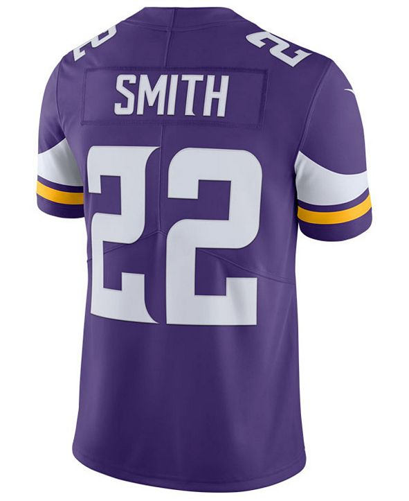 Nike Men's Harrison Smith Minnesota Vikings Vapor Untouchable Limited Jersey