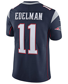 Nike Men's Julian Edelman New England Patriots Vapor Untouchable Limited Jersey