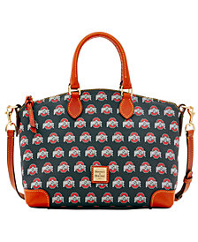Dooney & Bourke Ohio State Buckeyes Satchel