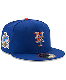 New Era New York Mets Ultimate Patch Collection Game 59FIFTY Fitted Cap