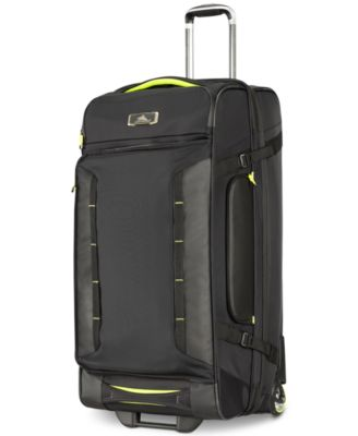 "AT8 32"" Wheeled Upright Duffel Bag"