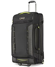 "AT8 32"" Wheeled Upright Duffel Bag"