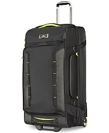 "High Sierra AT8 32"" Wheeled Upright Duffel Bag"