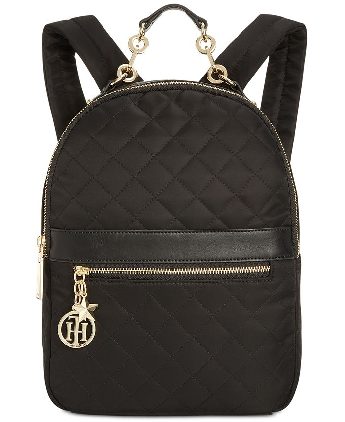Tommy Hilfiger - Charm Quilted Small Backpack