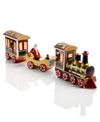 Christmas Toys Memory 3-Piece Train Set