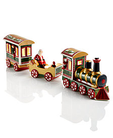 Villeroy & Boch Christmas Toys Memory 3-Piece Train Set