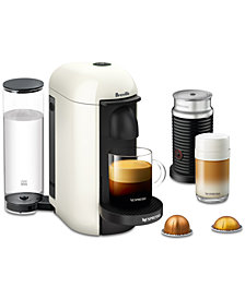 Nespresso Breville Vertuo Plus Coffee & Espresso Maker with Frother