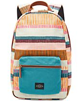 Fossil Pheobe Medium Backpack