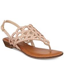 Mariane Flat Sandals