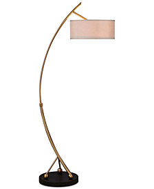 Uttermost Vardar Arc Lamp