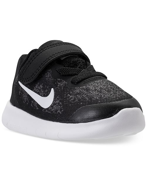 best sneakers 8ff37 53c58 Nike Toddler Boys' Free Run 2 Running Sneakers from Finish ...