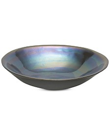 Mikasa  Coronado Graphite Boxed Round Vegetable Bowl
